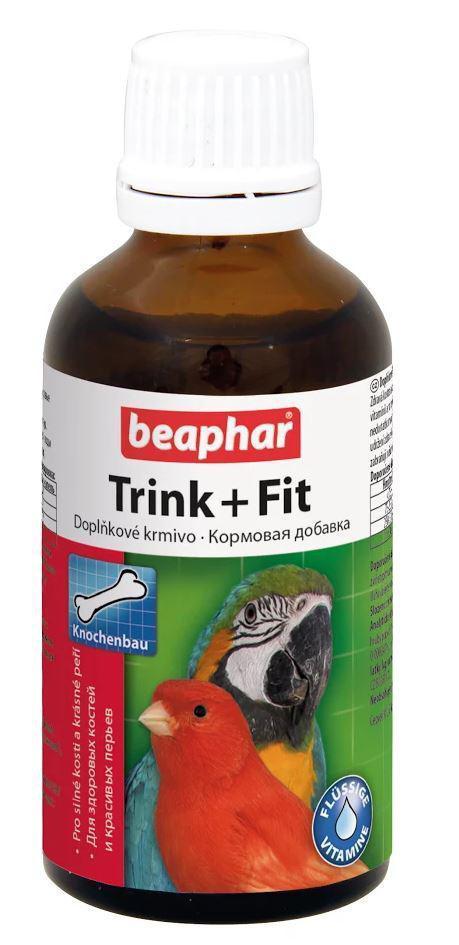 Ptaki Beaphar TRINK + FIT dla ptaków
