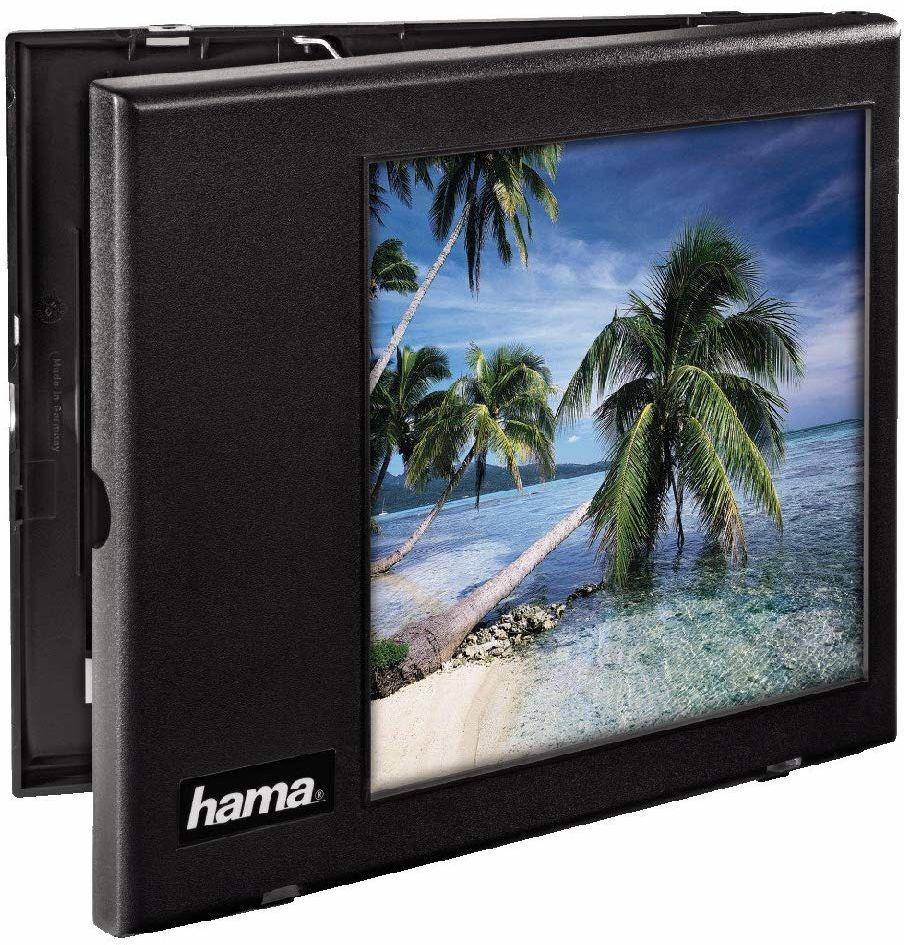 Hama Telescreen transfer wideo (łatwe nagrywanie i digitalizacja starszych formatów wideo, z lusterkiem zwrotnym, ekran 20 x 20 cm)