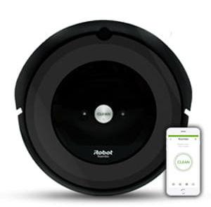 iRobot Roomba e5 - Czarna + BEZPŁATNA 3-letnia GWARANCJA - Zobacz i testuj robota na żywo w naszym sklepie w Warszawie lub wysyłka w 24h!