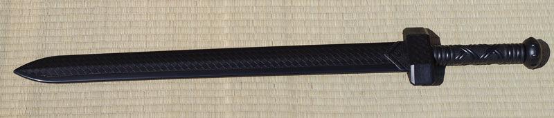 Miecz gladius treningowy z tworzywa