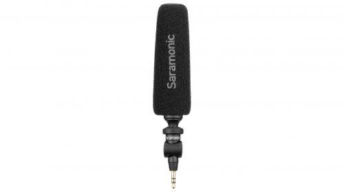 Mikrofon pojemnościowy Saramonic SmartMic5 ze złączem mini Jack TRS