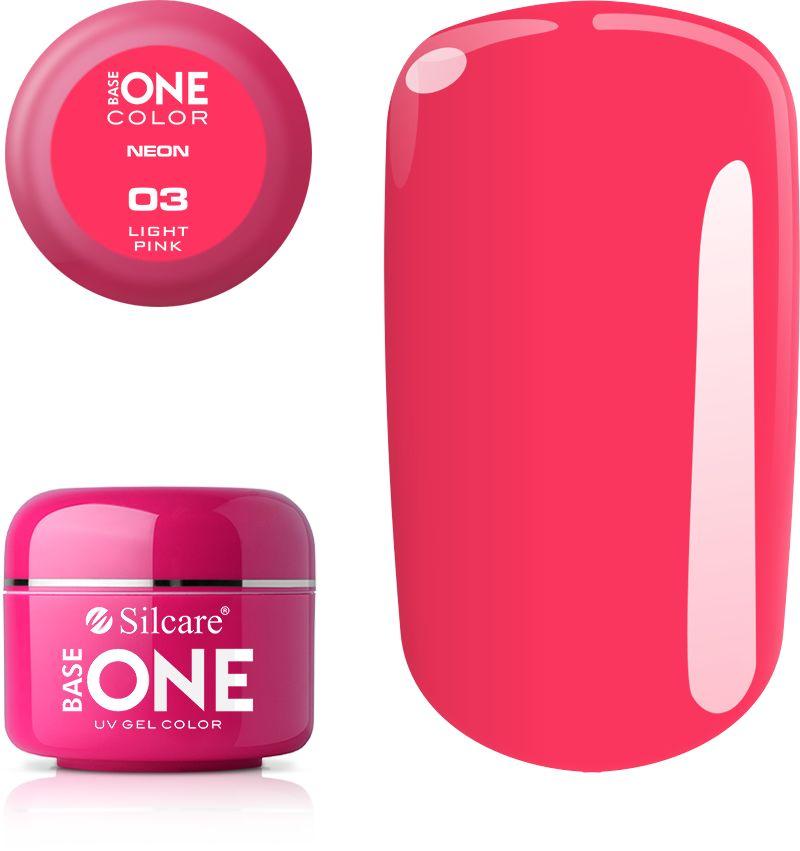Base One Żel UV Neon 5 g