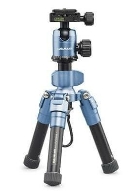 Cullmann statyw Mundo 518T blue