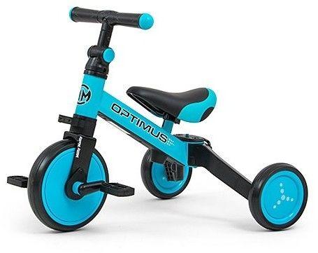 Rowerek 3w1 Optimus Blue