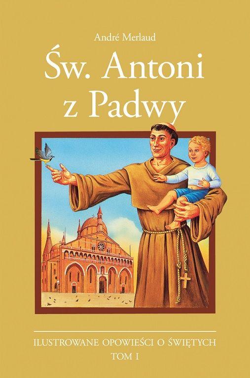 Św. Antoni z Padwy (komiks)