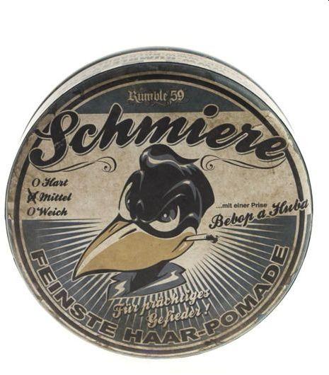Schmiere Medium Pomade woskowa pomada do włosów 140 ml