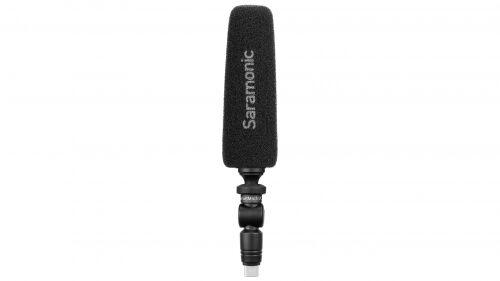 Mikrofon pojemnościowy SaramonicSmartMic5 UC ze złączem USB-C