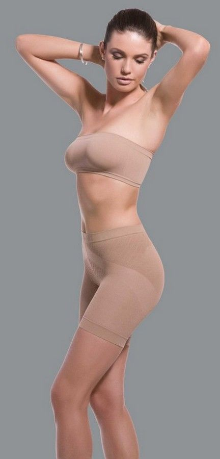 Y16639 Szorty Anti-cellulite