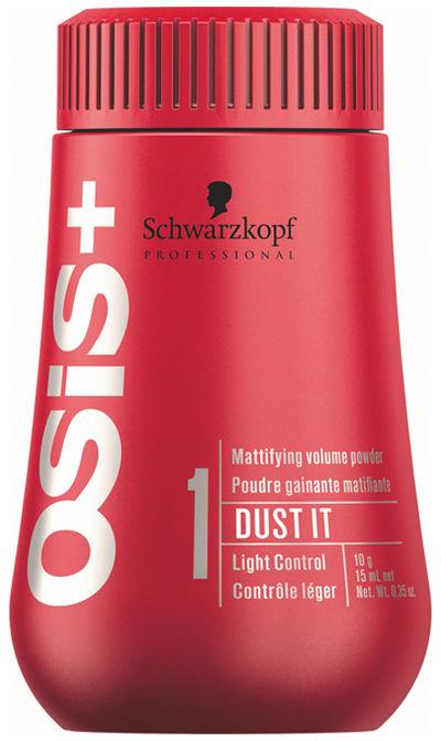 Schwarzkopf OSIS+ Dust IT puder matujący 10g