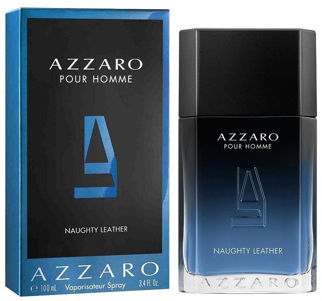 Azzaro Pour Homme Naughty Leather woda toaletowa - 100ml