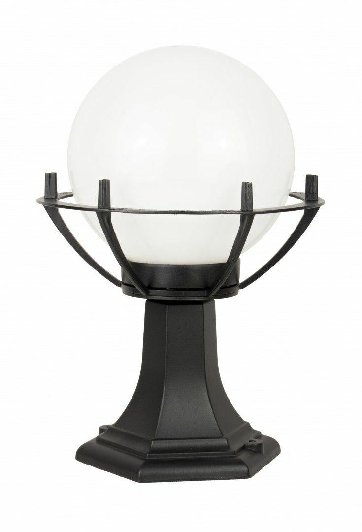 Lampa stojąca KULE Z KOSZYKIEM 200 - K 4011/1/KPO - SU-MA  Autoryzowany dystrybutor SU-MA - Pewna dostawa