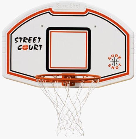 Midi koszykówka SBB Bronx biała