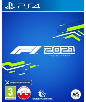 Gra PS4 F1 2021