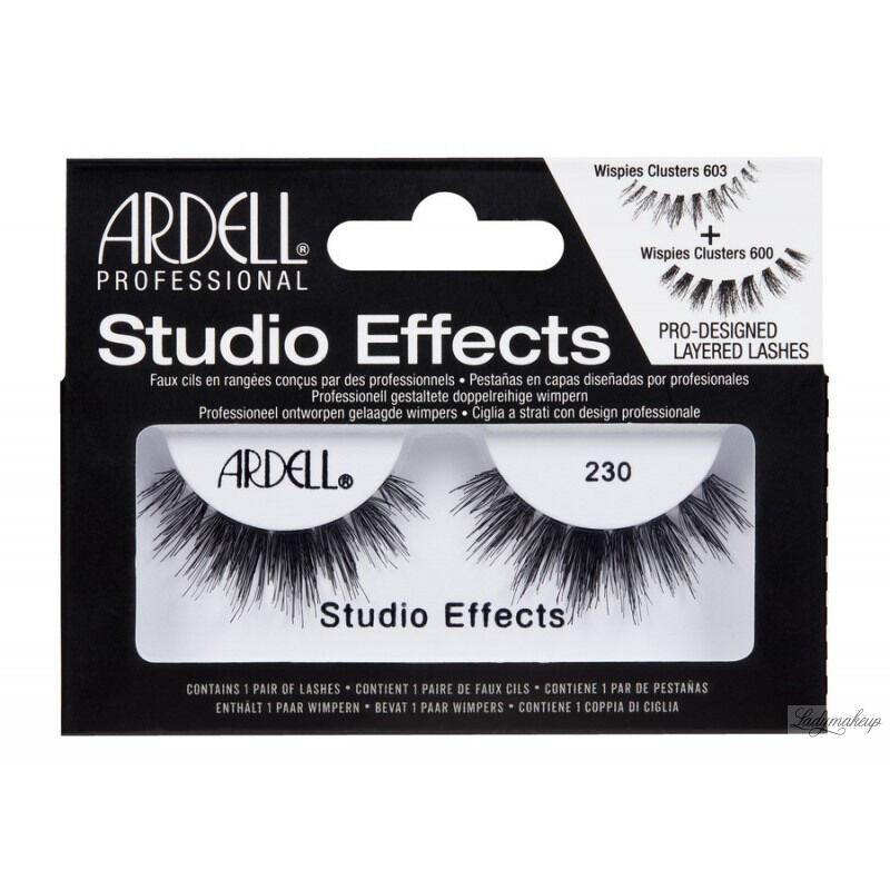 ARDELL - STUDIO EFFECTS - Rzęsy na pasku - 230