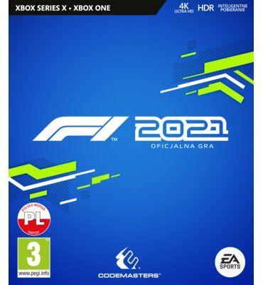 Gra Xbox One F1 2021