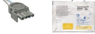 Elektrody DF20N jednorazowe do defibrylatora - Lifepak
