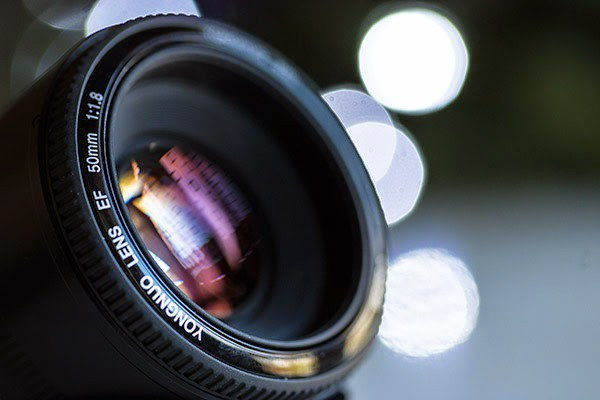 Obiektyw Yongnuo 50mm f/ 1.8 Canon Eos MF AF