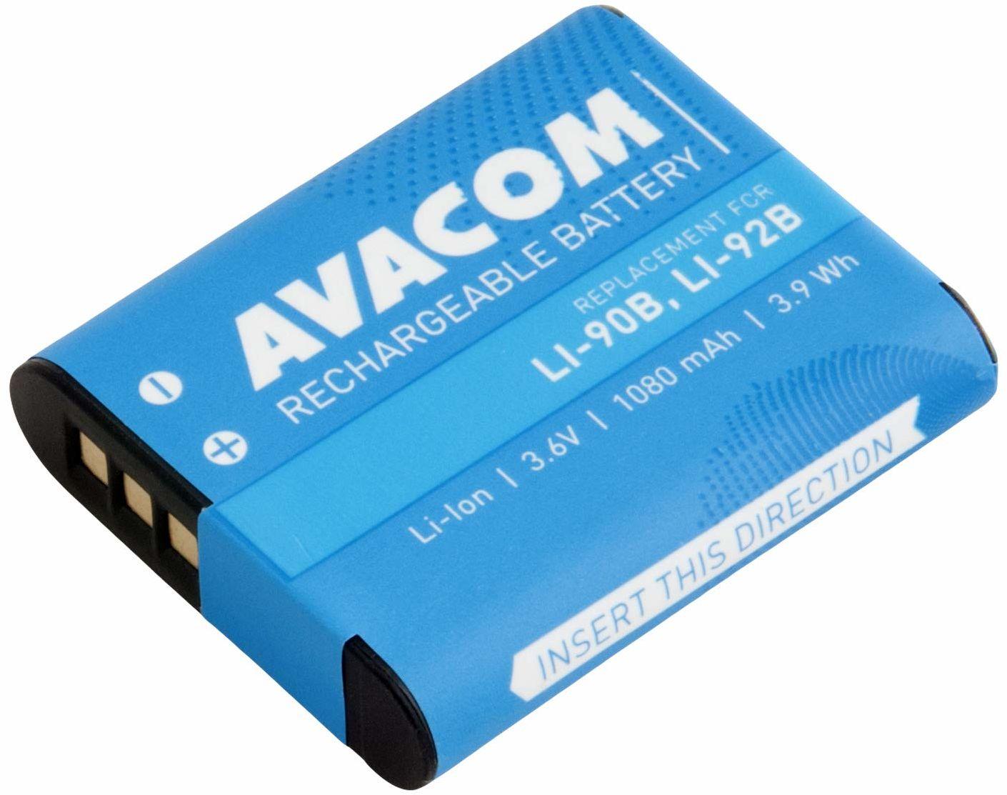 AVACOM DIOL-LI90-836N2 bateria do kamery