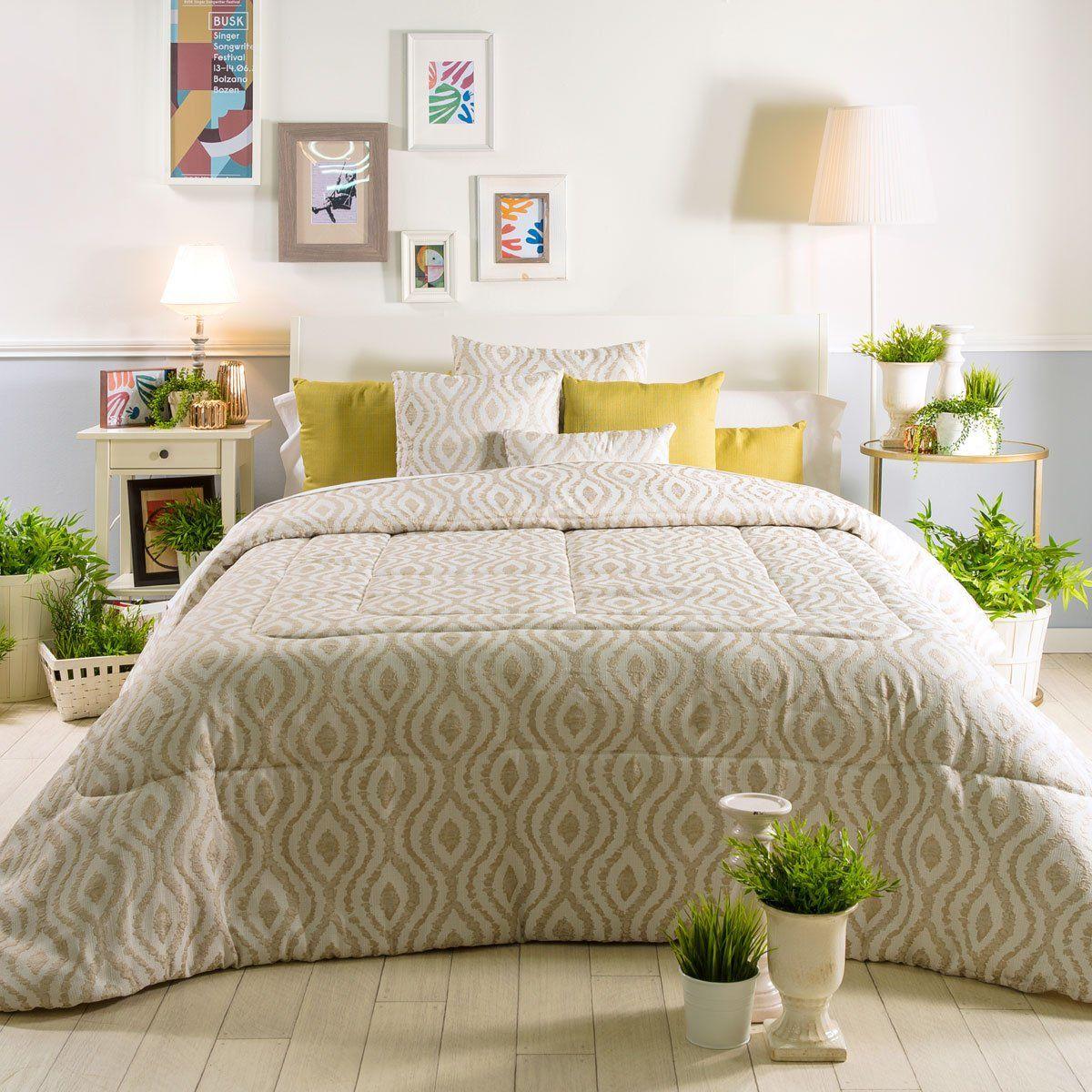 Sancarlos Luan Confortter kołdra łóżko o szerokości 135 cm niebieska