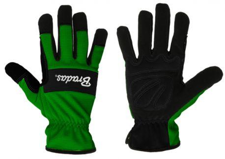 Rękawice narzędziowe VERDE rozmiar 10 Bradas 5815