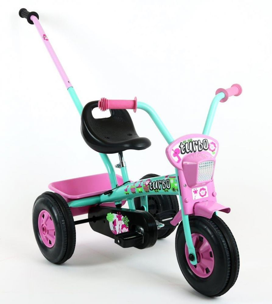 Trójkołowy rowerek TURBO