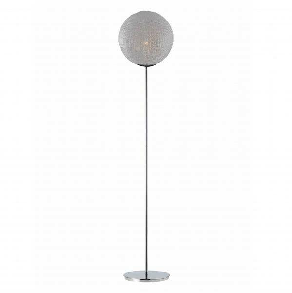 Lampa podłogowa SWEET chrom AZ0447 - Azzardo  Sprawdź kupony i rabaty w koszyku  Zamów tel  533-810-034