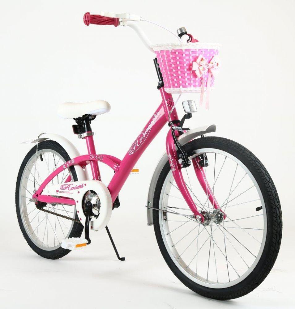 Rowerek dziecięcy ROSES 20