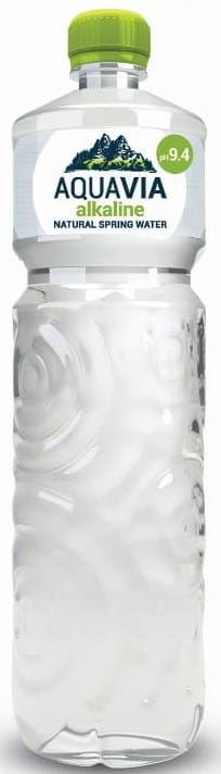 Woda Źródlana Alkaliczna Niegazowana 1L - Aquavia