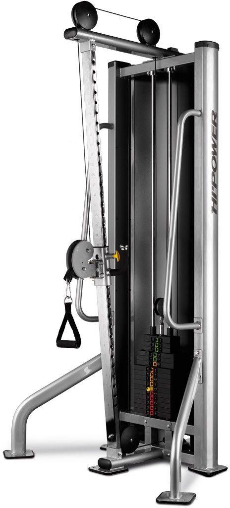 Maszyna do ćwiczeń górnych partii mieśniowych Ergolina L530 BH Fitness