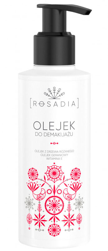 ROSADIA - Olejek do demakijażu - 150ml