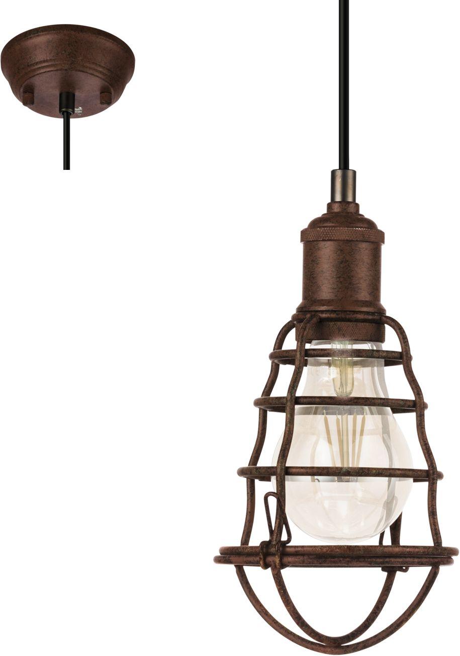 Eglo lampa wisząca Port Seton 49809 - SUPER OFERTA - RABAT w koszyku