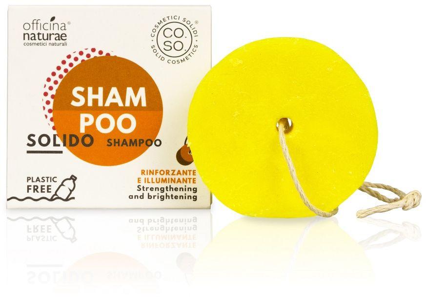 CO.SO. Wzmacniający szampon do włosów w kostce