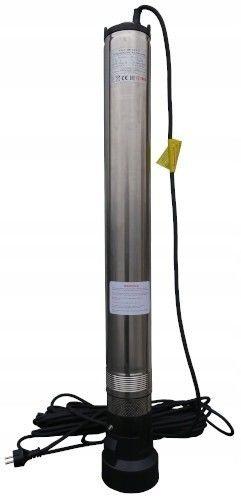 IBO OLA 100 AUTO automatycznie sterowana , wielostopniowa pompa głębinowa do studni kręgowych, jezior i rzek - 230 V z 20 metrowym kablem