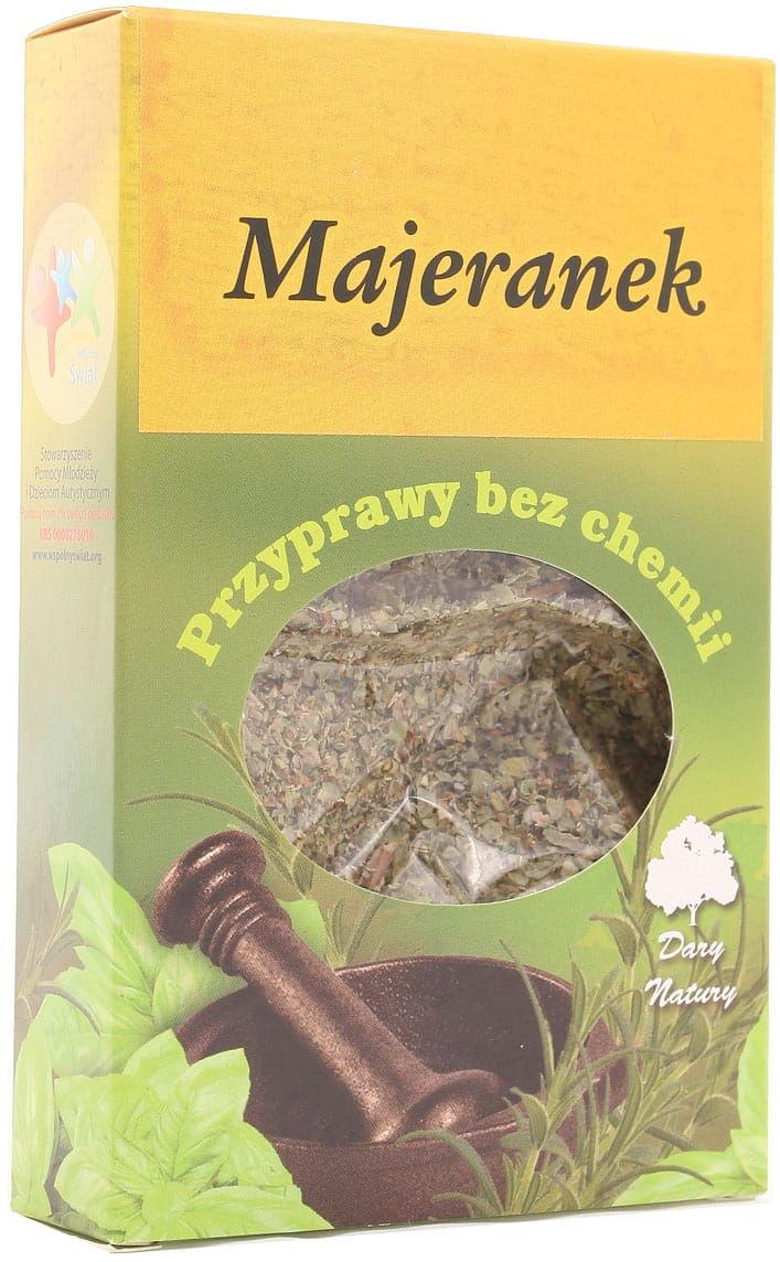 Majeranek - Dary Natury - 15g