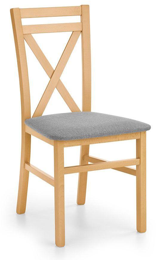 Krzesło drewniane Vegas - dąb miodowy