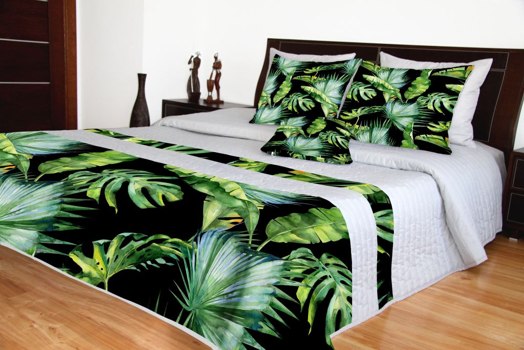 Narzuta pikowana na łóżko NMC-08 Mariall