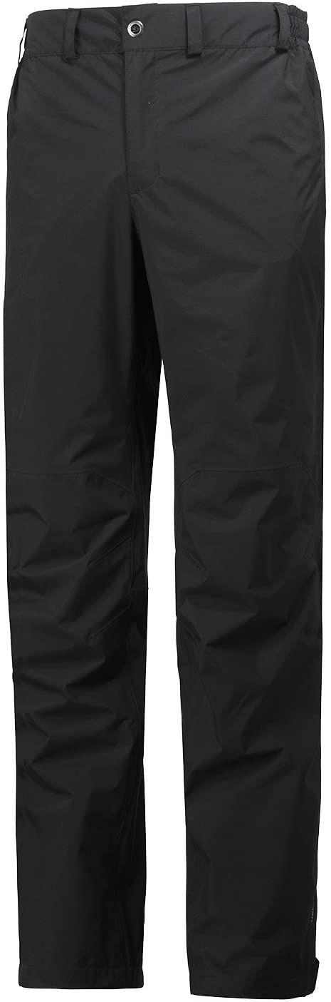 Helly Hansen męskie wodoodporne spodnie - czarne, XL