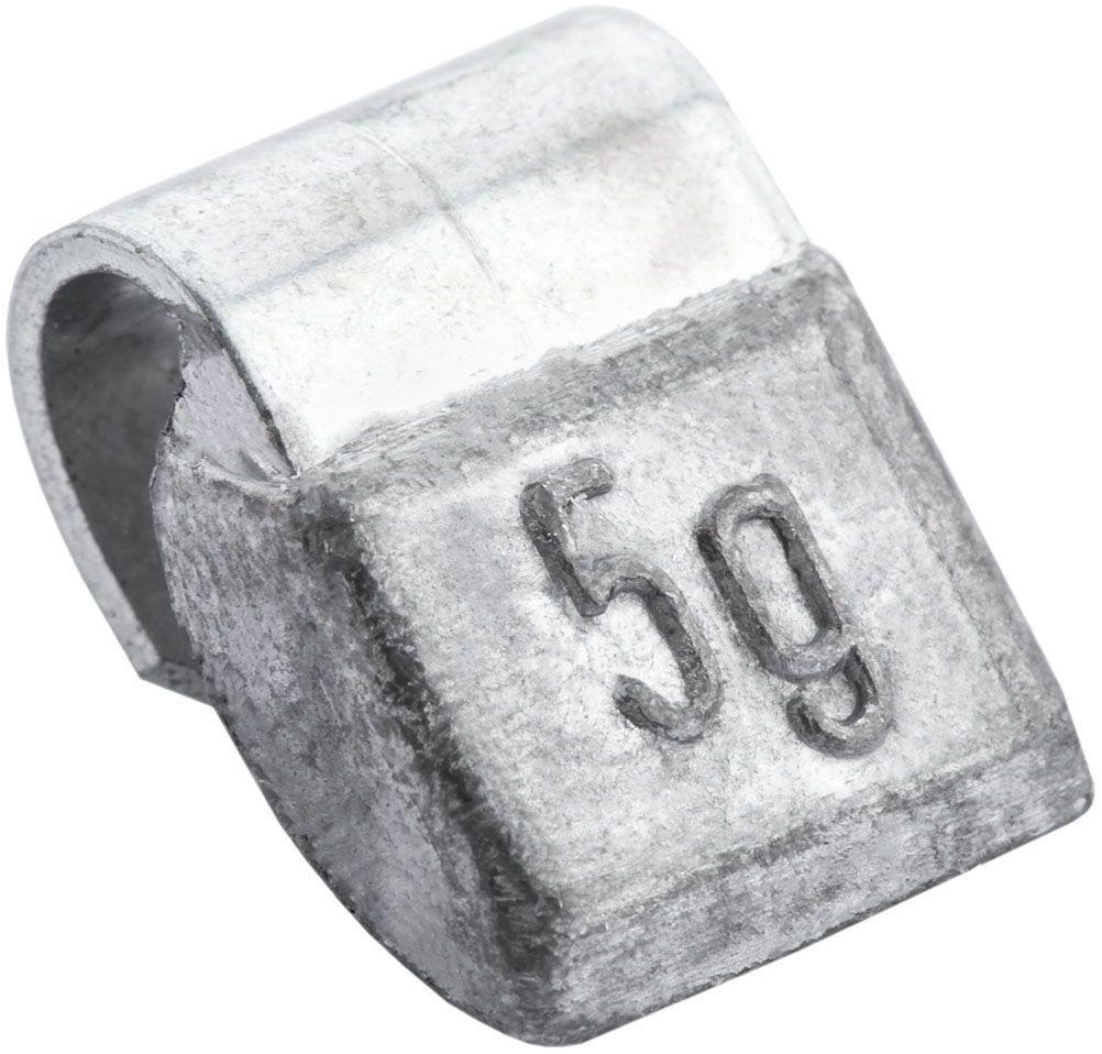Cięzarki nabijane ołowiane Fivestars do felg stalowych 5g - 5g