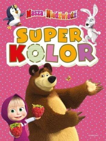 Masza i Niedźwiedź Superkolor