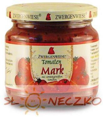 Koncentrat pomidorowy 22% bezglutenowy BIO 130 g Zwergenwiese