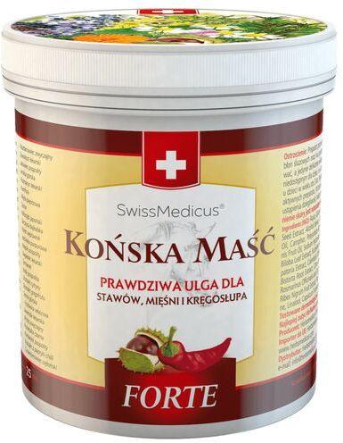 Końska Maść - Rozgrzewająca - Forte Herbamedicus
