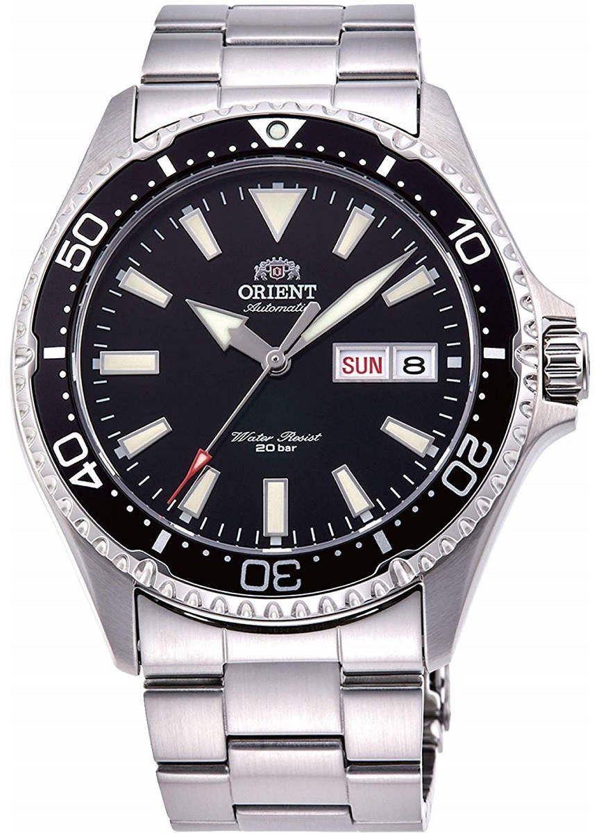 Zegarek Orient RA-AA0001B19B Kamasu - CENA DO NEGOCJACJI - DOSTAWA DHL GRATIS, KUPUJ BEZ RYZYKA - 100 dni na zwrot, możliwość wygrawerowania dowolnego tekstu.