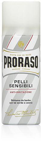 Proraso Pianka do golenia dla skóry wrażliwej Pelli sensibli 50 ml