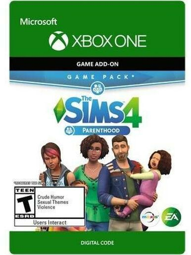 The Sims 4 - Być Rodzicem DLC [kod aktywacyjny] Xbox One