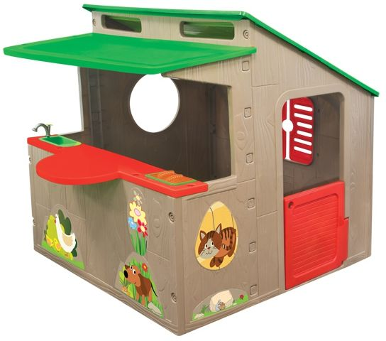 Domek MOCHTOYS Country Playhouse