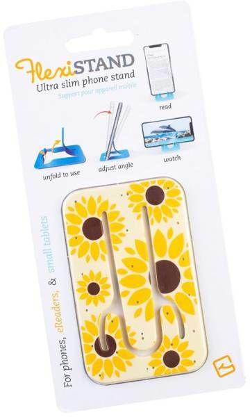 FlexiStand podstawka pod telefon - Sunflower