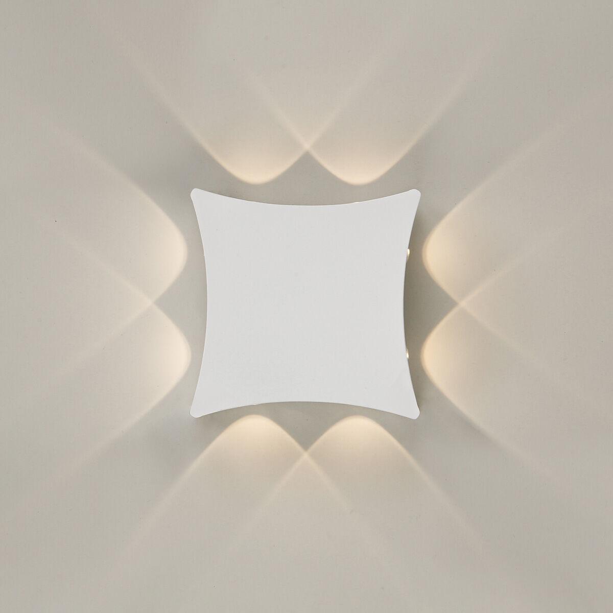 Kinkiet zewnętrzny Pensa PL-562-8 biały  Italux  Sprawdź kupony i rabaty w koszyku  Zamów tel  533-810-034