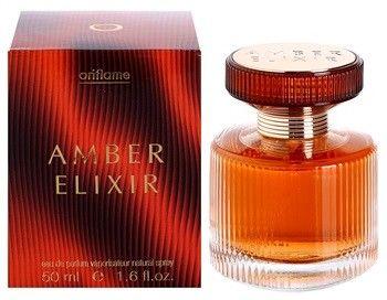 Oriflame Amber Elixir 50 ml woda perfumowana dla kobiet woda perfumowana + do każdego zamówienia upominek.
