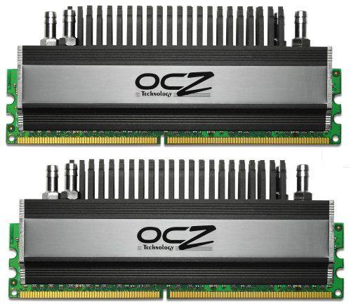 OCZ Flex II DDR2 PC2-9200 pamięć operacyjna 4 GB Kit (2 x 2 GB, 1150 MHz, CL5)