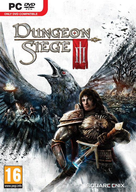 Dungeon Siege III (PC) PL klucz Steam